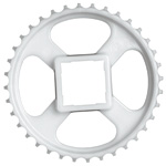 Sprockets for Plastic Modular BeltsImage