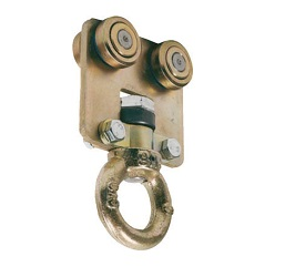"Door Hanger Sash Hanger for ""Niko"" (Bearing Multi-Roller) (for Hoists)"