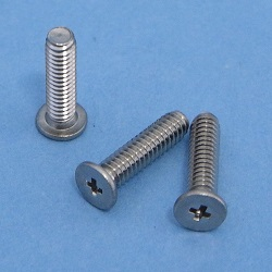 Precision TOTSUPURA® Screw: Thin Flat