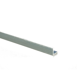 Steel, Angle (Bright Chromate Finish) S.S series