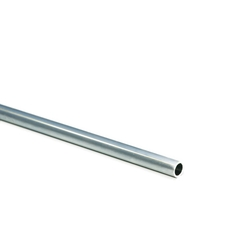 Steel, Rounded Pipes (Bright Chromate Finish) S.S Series