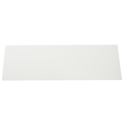 Plain Acrylic Plate (with Tape)