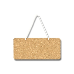 KB Board (with Cord) <Cork & Shina Plywood>