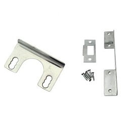 Door· and Sliding Door Hardware, Security Plate