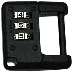 3-Digit Character Combination Lock