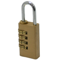 4-Step Type Character Combination Lock