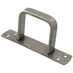 Stainless Steel Seat-Attached Throughbar A Through-Type