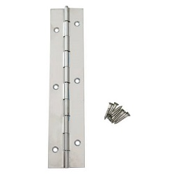 Stainless Steel Dual-Combination Long Hinge