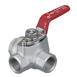 Stainless Steel Ball Valve RSS Series Three-Way Valve