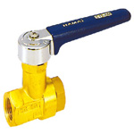 Brass Ball Valve, RBS Series, for Steam