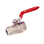 Stainless Steel Ball Valve, Full Bore TSS Series, Lever Handle Type