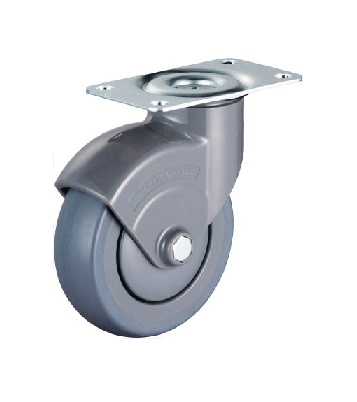 Silent Caster Swivel Type