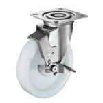 Stainless Steel Caster 300S/319S/300SR Wheel Diameter 200 mm
