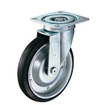 Flat Mounted Plate Type Caster 400S/419S Wheel Diameter 180 mm / 200 mm