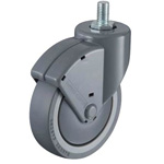 Caster for Shopping Carts 420CCA / Separately Made 420EA Wheel Diameter 100 mm