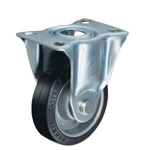 Flat Mounted Plate Type Caster 420SR/420SRP Wheel Diameter 100-150mm