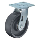 Caster with Special Resin Wheel 500BPS/519BPS/500BPR-HBN 150 mm