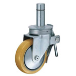 Total Lock Caster for Scaffolding 515SK Wheel Diameter 125-200mm