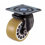 Flat Plate Type Casters 540 1S and 545 1S, Wheel Diameter 50-75 mm