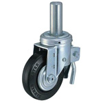 Insertion Total Lock Caster 615SK Wheel Diameter 100-150mm