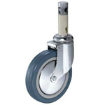Medical Caster 709MK/709FMK Wheel Diameter 150 mm