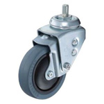Quiet Cushion-Made Caster 940MA/935MA Wheel Diameter 100 mm / 125 mm