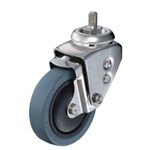 Stainless Steel Caster 940MA/935MA Wheel Diameter 100 mm / 125 mm