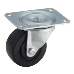 Flat Mounted Plate Type Caster 440G/440R Wheel Diameter 65-125mm