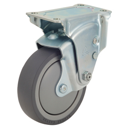 Quiet Cushion Caster 940ER, 935ER. Wheel Diameter 100/125 mm