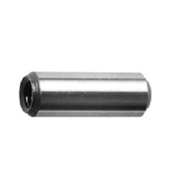Stainless Steel Parallel Pin With Internal Thread m6