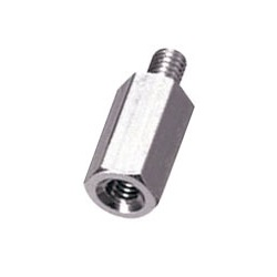 Stainless Steel Spacer (Hexagonal/for Short-Interval Stacking) / MSU