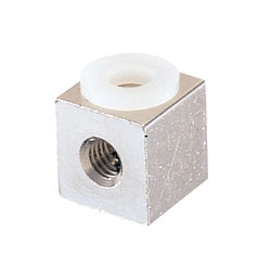 Insulated Brass Vertical Mounting Spacer / VDB-E
