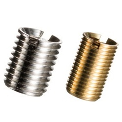 Brass/Insert Nut, Screw-In Type (with Slotting) / IRB-SC