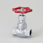 Malleable Valve, General-Purpose 10K Type, Globe Valve, Screw-In