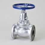 Malleable Valve, 10K Type, Globe Valve, Flanged, External Thread, B・B Type
