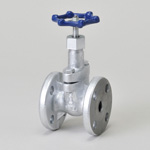 Malleable Valve, 10K Type, Gate Valve, Flanged, B・B Type