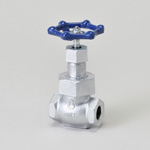 Malleable Valve, 10K Type, Globe Valve, Screw-In