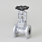 Malleable Valve, 20K Type - Bellows Valve - Flange Model Outer Thread B・B Type