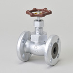 Malleable Valve, 20K Type, Screw Tightened Check Valve, Flanged