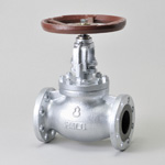 Malleable Valve, 20K Type, Globe Valve, Flanged, External Screw B・B Type