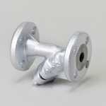 Malleable Valve, 20K Type, Strainer, Flanged