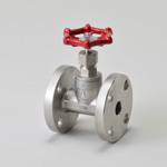 H Series, 10K, Flanged, Globe Valve, JIS-Compliant End-to-End Dimension (JIS B 2011)