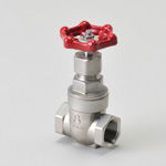 H Series 10 K Screw-In Gate Valve