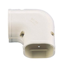 "Materials for Air Conditioners, ""SLIMDUCT SD Series"", Slim 90° Flat Elbow"