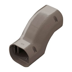 "Materials for Air Conditioners, ""SLIMDUCT LD Series"", Stepped Fitting"
