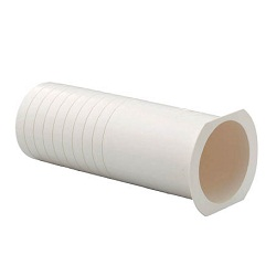 Air Conditioner Piping Accessory Materials, Through Sleeve with Flange