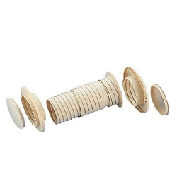 Air Conditioner Piping Accessory Materials, NEW Through Sleeve Set