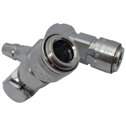 Manifold One-Touch Pair Rotary Socket