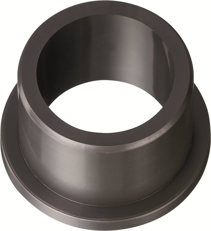 iglidur® M250, sleeve bearing with flange