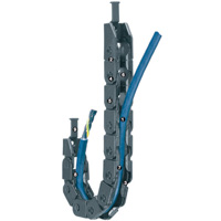 Energy Chain Small Slit Open and Close Type,(EZ Chain)E06 Type